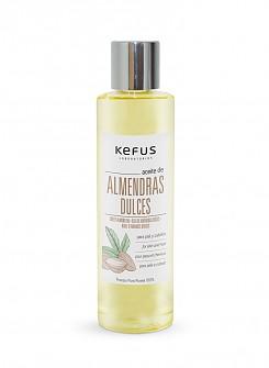 Aceite de Almendras dulces puro Kefus 200 ml.