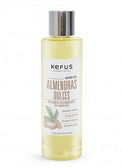 Aceite de Almendras dulces puro Kefus 500 ml.