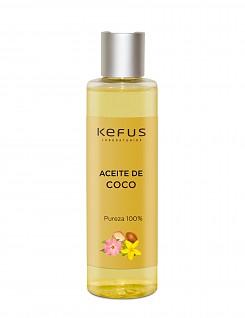 Aceite de coco Kefus 200 ml.