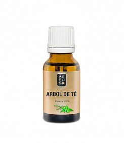 Esencia de Arbol de Té natural Kefus 15 ml