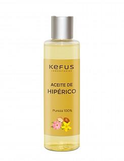 Aceite de hiperico Kefus 200 ml.