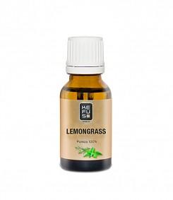 Esencia de Lemongrass natural Kefus 15 ml