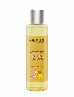 Aceite de Pepita de Uva Kefus 200 ml