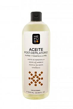 Aceite Post Depilatorio Kefus 1000 ml.