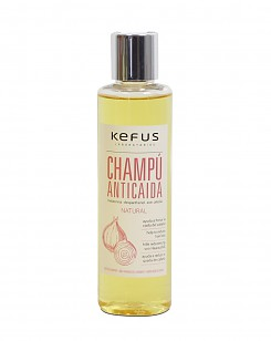 Champu Anticaida Extracto Cebolla Dexpanthenol Kefus 200 ml