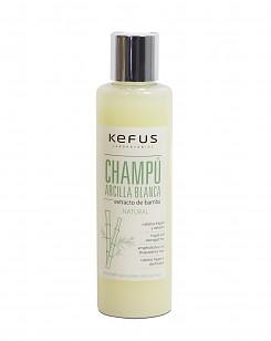 Champu Arcilla Blanca Kefus 200 ml