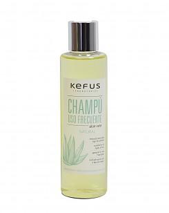 Champu Aloe Vera uso Frecuente Kefus 200 ml