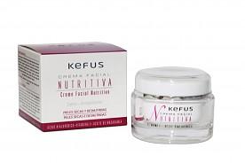Crema Facial Nutritiva Acido Hialuronico Kefus 50 ml