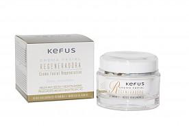 Crema Facial Regeneradora Acido Hialuronico Kefus 50 ml