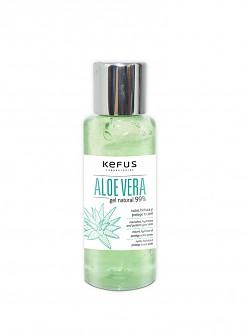 Gel de Aloe Vera Natural verde Kefus 100 ml