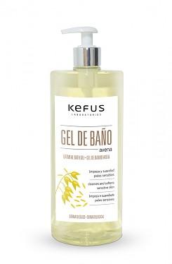 Gel de Baño Dermatologico Avena Kefus 1.000 ml