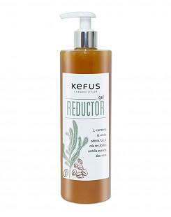 Gel Reductor Anticelulítico Kefus 500 ml