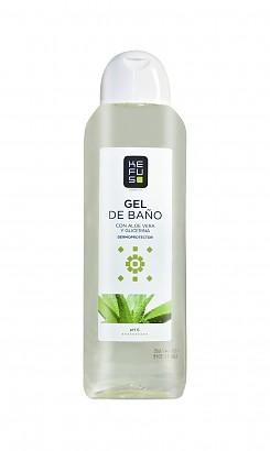 Gel de Baño Dermatologico Aloe Vera Kefus 750 ml