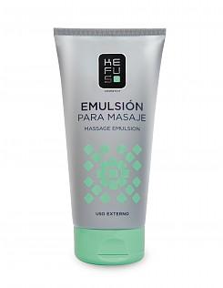 Emulsion para Masaje profesional Kefus 175 ml
