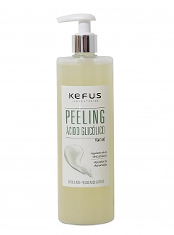 Peeling Ácido Glicólico Kefus 500 ml