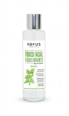 Tonico Facial Equilibrante pH Agua de Melissa Kefus 200 ml.