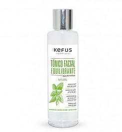 Tonico Facial Equilibrante pH Agua de Melissa Kefus 500 ml